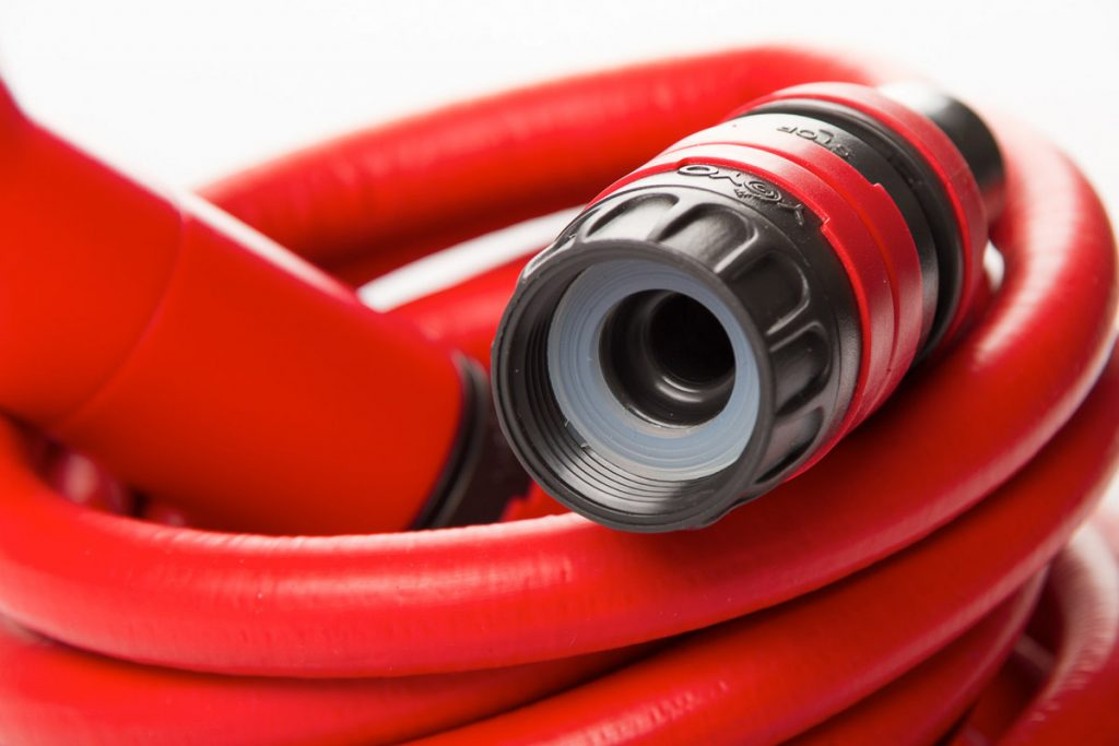 Yoyo by fitt the new expandable hose for watering for Timer per innaffiare