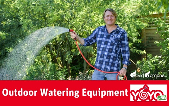 Watering equipment compared